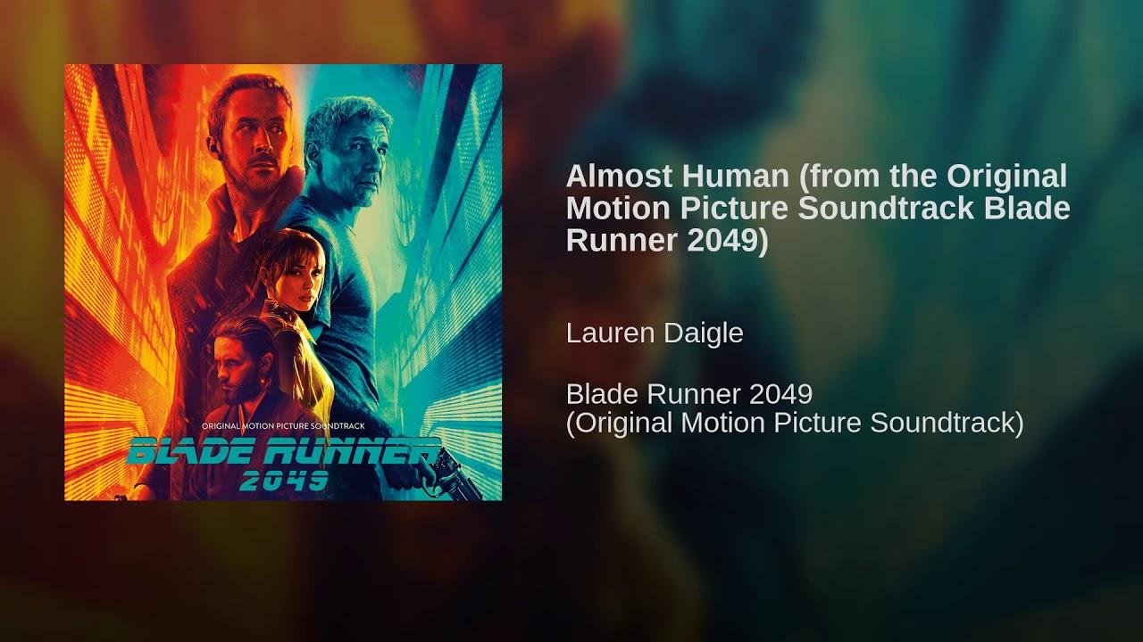 Almost Human - Bladerunner