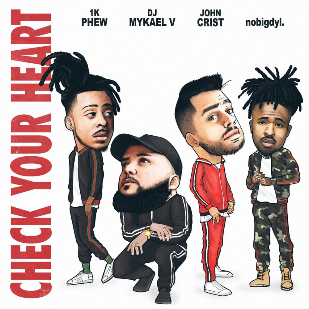 Check Your Heart - Check Your Heart- Single