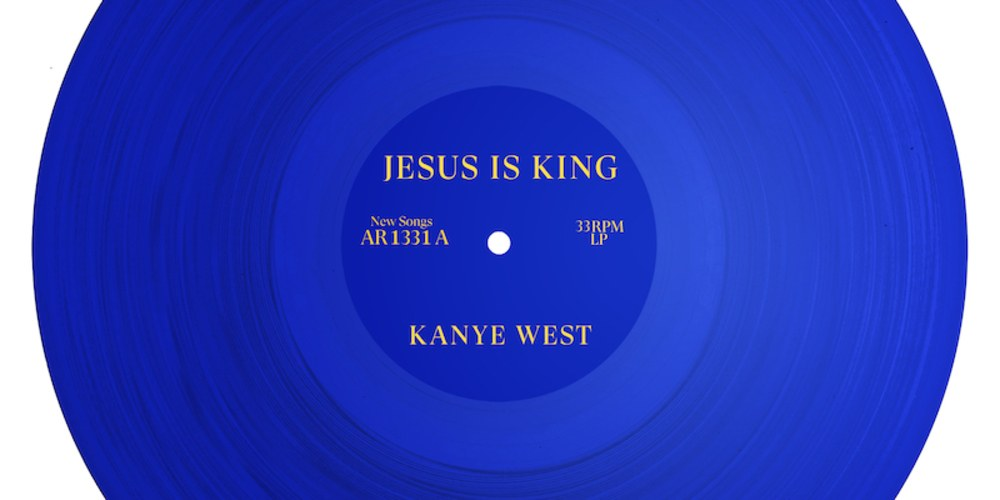 On God - Jesus Is King