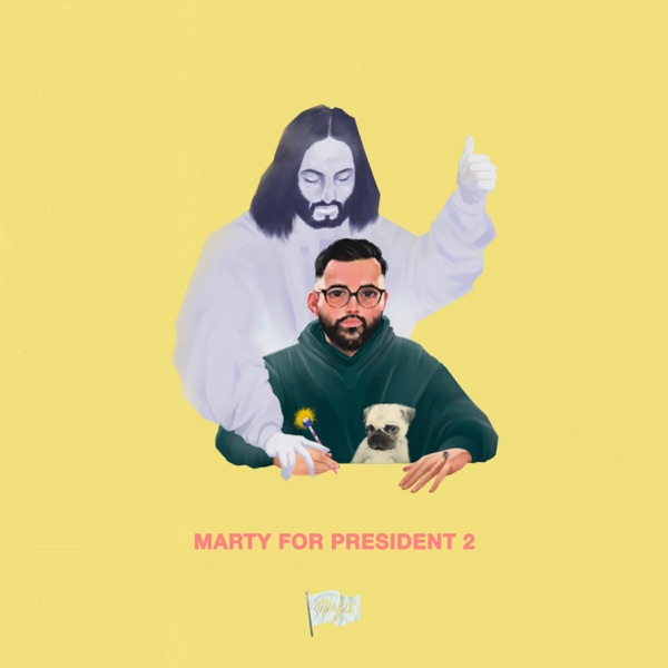 The One Where I Talk To God (Ft. Andy Mineo, Tree Giants) - Marty for President 2