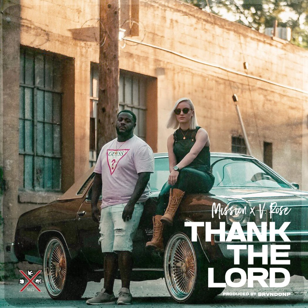 Thank the Lord (feat. V. Rose) -