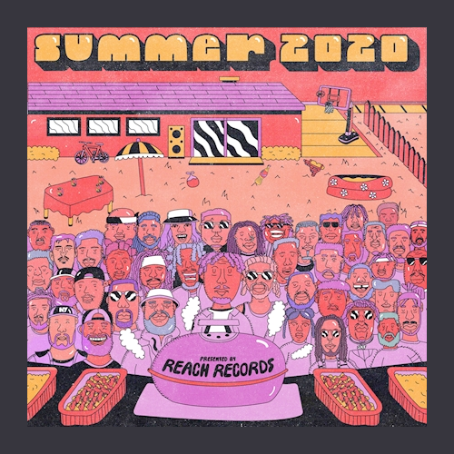Celebrate More - Reach Summer Playlist
